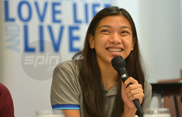 Technicality shoots down Alyssa Valdez's eligibility to play for Ateneo beach volley team