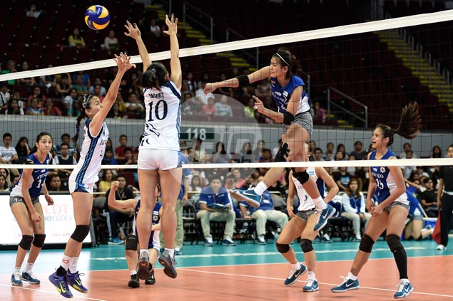 Alyssa Valdez praise for setter Jia Morado as Ateneo Lady Eagles drub Adamson to stay perfect in UAAP