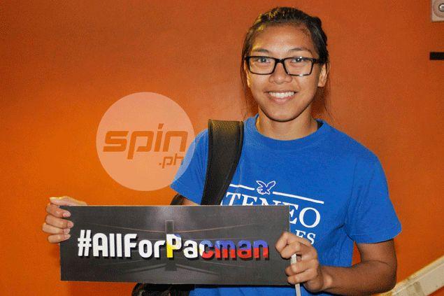 Alyssa Valdez, Denden Lazaro, fellow volleyball stars are #AllForPacman