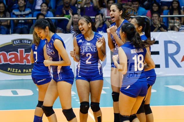 Alyssa Valdez, Lady Eagles motivated to get back at tormentor NU Bulldogs in V-League finals