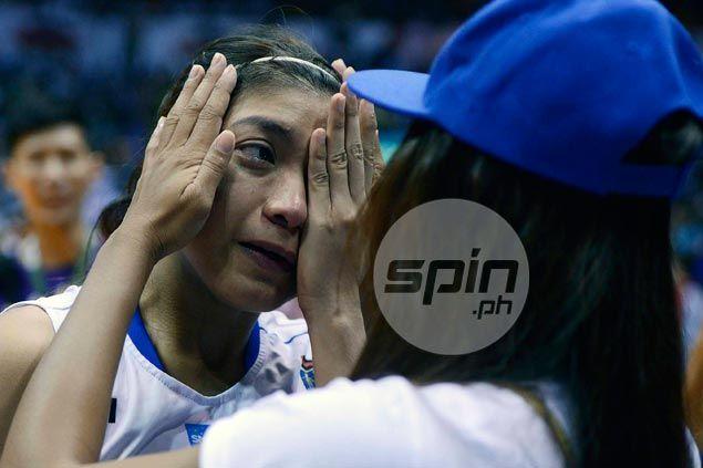 Emotional Alyssa Valdez says Lady Eagles loss in V-League finals an eye-opener
