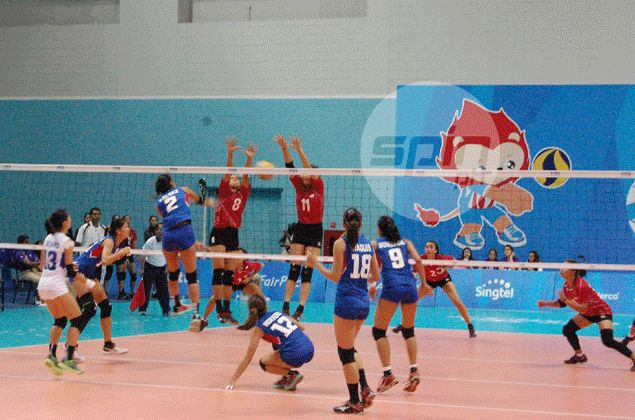 April Manganang-led Indonesia deals Philippines a reality check in SEA Games volleyball