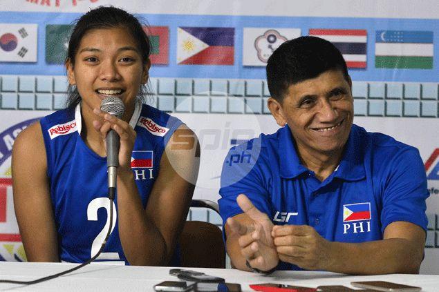Alyssa Valdez assures swollen thumb won't keep her out of PH match vs Kazakhstan
