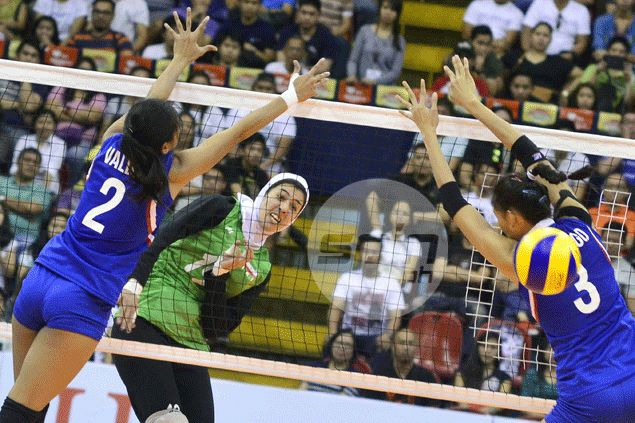 Brave Alyssa Valdez stand in vain as Philippines falls to Iran in Asian Under-23 debut