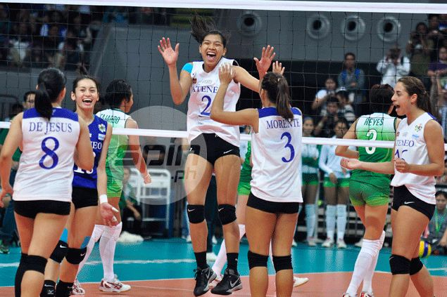 Talismanic Alyssa Valdez leads from front as Ateneo Lady Eagles beat La Salle in five-set thriller