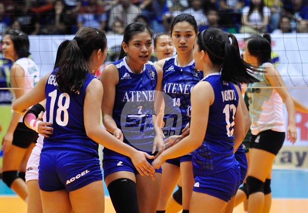 Lady Eagles' University Games stint not a hindrance in team's UAAP title retention bid
