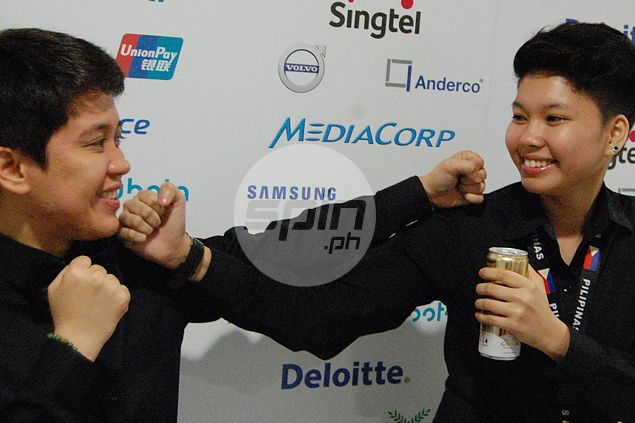 Gold secured, Amit, Centeno will treat SEA Games 9-ball final as 'just another match'