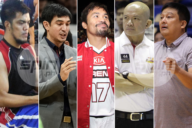 Pacquiao, Guiao, Meneses, Romero top list of sportsmen running in May elections