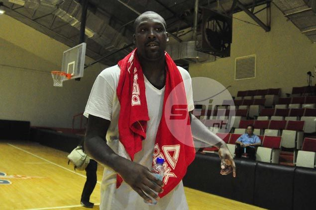 AndrayBlatche left to look for old Gilas teammates, but ready to go to war with new boys