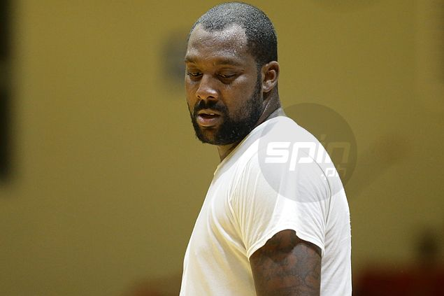 Andray Blatche won't be able to catch any more Gilas games in Jones Cup. Here's why