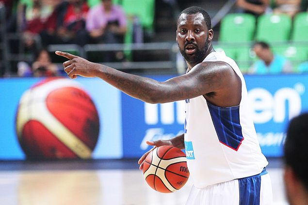 Andray Blatche agrees new deal to lead Gilas quest for Olympic spot in Manila qualifier