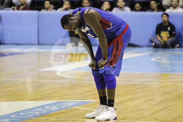 Baldwin cuts huffing, puffing Andray Blatche some slack: 'That's normal, guys'