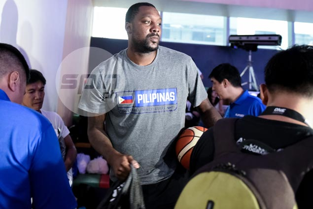 Andray Blatche still missing from Gilas practice but hints he'll be arriving 'real soon'