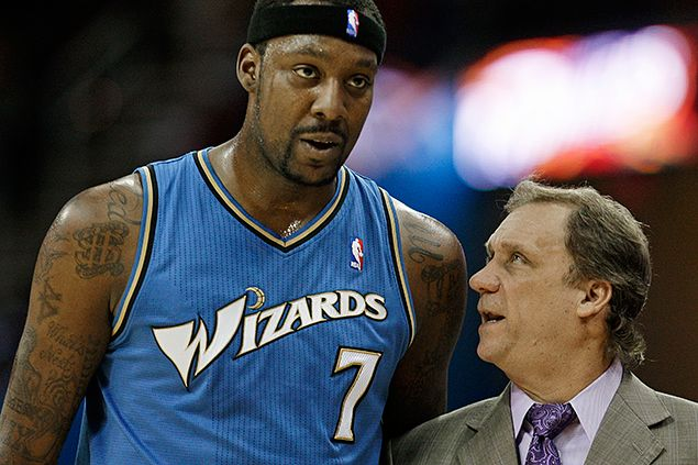 Andray Blatche pays tribute to Flip Saunders, says sorry to his former coach