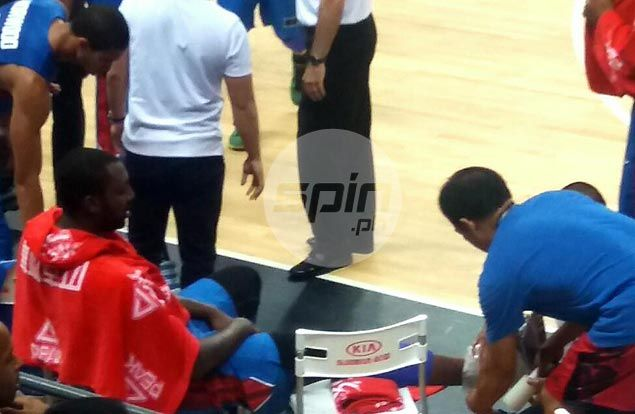 Braveheart Andray Blatche vows to be back in top shape for Iran match
