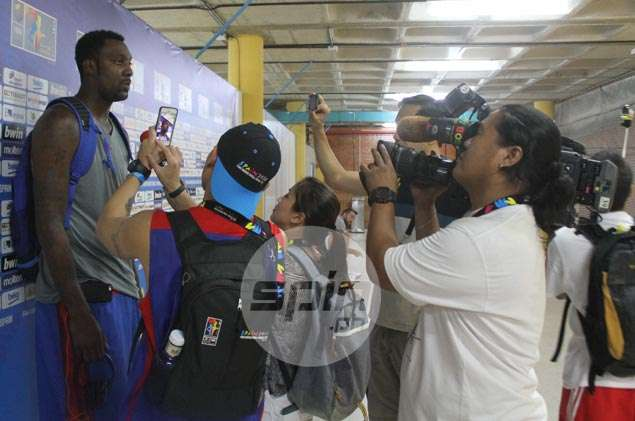 Andray Blatche excited to play for Gilas in Asian Games, but admits eligibility row 'out of my hands'
