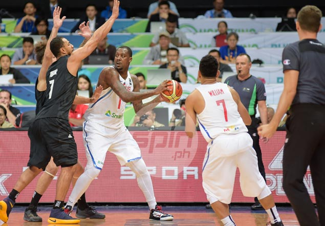 Andray Blatche on Gilas commitment: 'I'll be back. Just let me know when you need me'