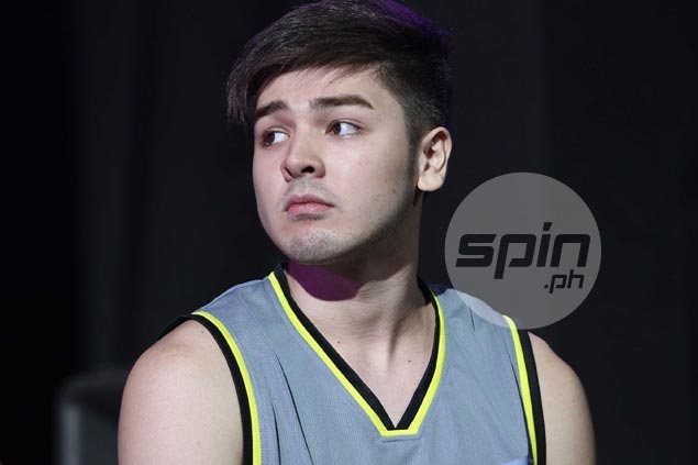 Andre Paras set to make basketball comeback with AMA Titans in PBA D-League