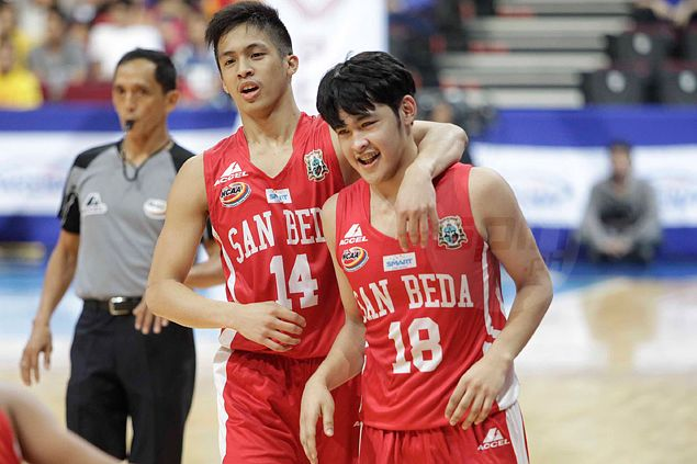 San Beda standout Andrei Caracut bound to play for De La Salle in UAAP
