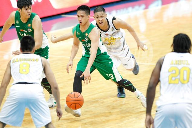Cancelled UAAP games give Andrei Caracut more time to be match-ready for La Salle