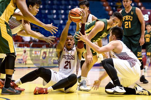 UP takes down FEU to notch first preseason win under Bo Perasol