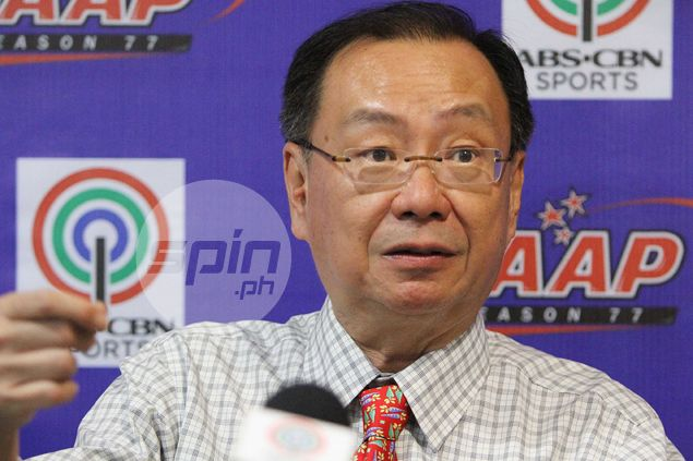 UAAP commissioner Andy Jao to look into 'commotion' involving Racela, DLSU team manager
