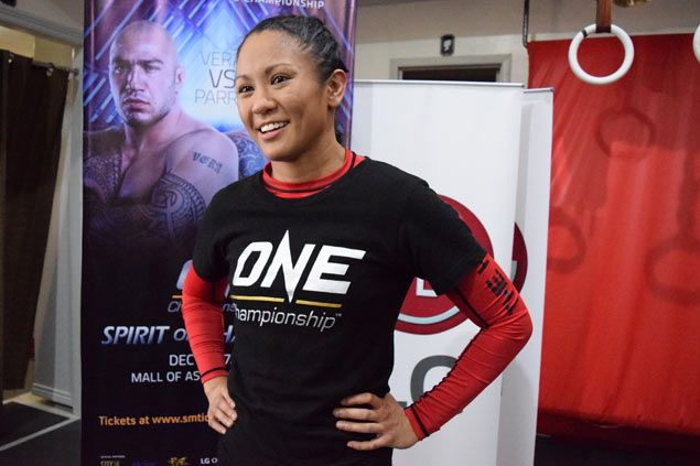 Ana Julaton calls it quits, savors reign as world boxing champ in memorable fighting career