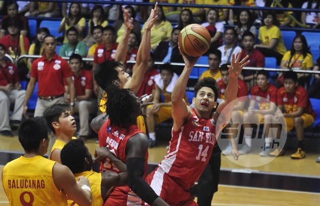 After shock NCAA loss, San Beda Red Lions vent ire on hapless SSC Stags