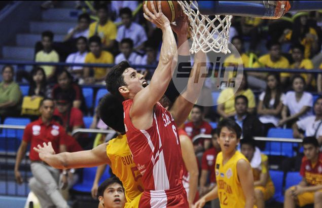 Winning NCAA title, more than modeling and PBA career, on top of Anthony Semerad's priorities
