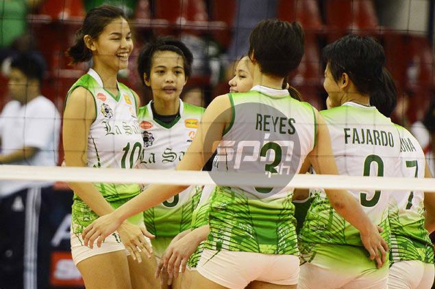 DLSU star Ara Galang vows to play with no fear in comeback from horror injury