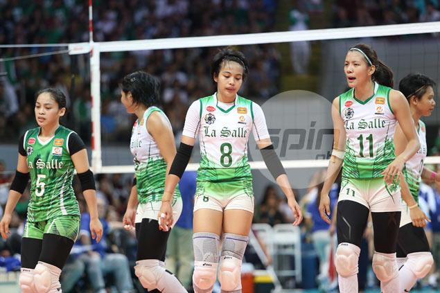 LaSalle star Ara Galang's 'hugot' moment: 'Dapat mag-exit kami as champions'