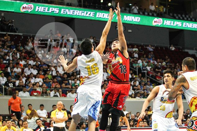 Beerman Ryan Araña feels strange playing against former team Rain or Shine for the first time
