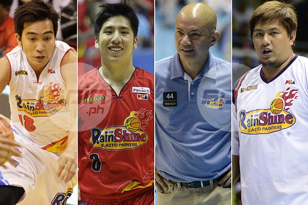 Change of heart: Yeng Guiao now open to trades that could get Rain or Shine over the hump