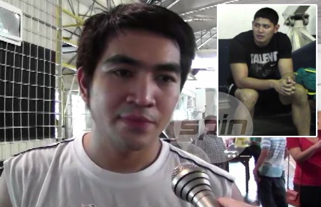 PBA tune-up game between Rain or Shine, NLEX halted as former college rivals Arana, Villanueva trade punches
