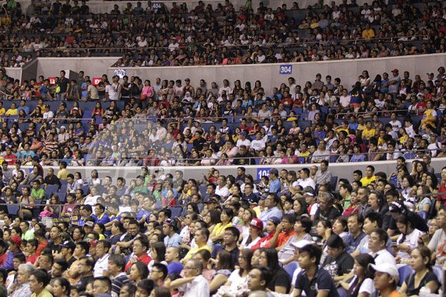 James Yap, Aguilar agree crowd in Star-Ginebra games never fail to bring best out of players
