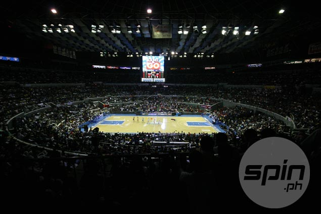 PBA attendance record set to fall as facelift expands Big Dome's seating capacity