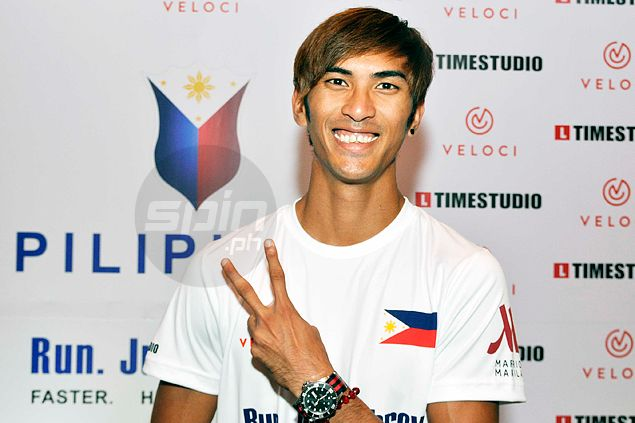 Former teammate of Alas, Romeo at Letran is a SEA Games champ—in track and field