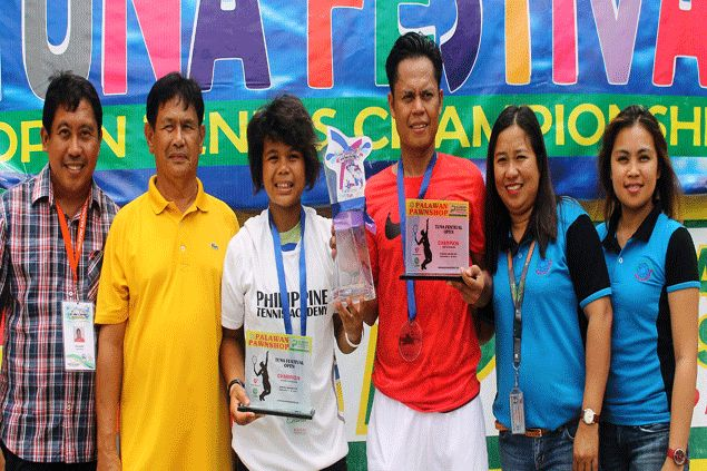 Johnny Arcilla gets back at rival Casey Alcantara for men's title of Tunafest Open