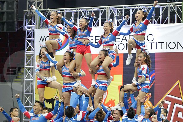 Arellano eyes back-to-back titles, Perpetual looks to regain top spot in NCAA cheerleading