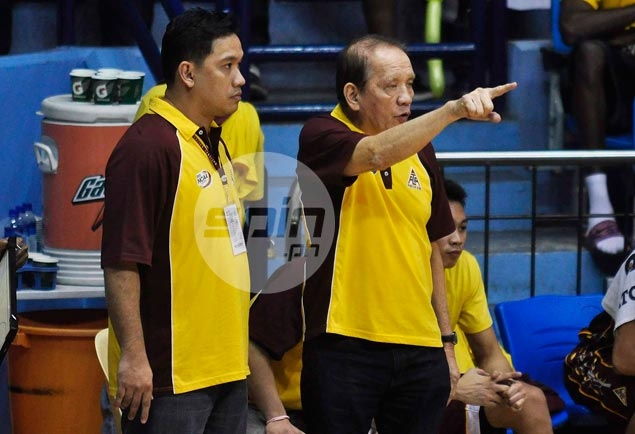 Aric del Rosario stays cool on doctor's orders - and Altas keep coach's temper in check