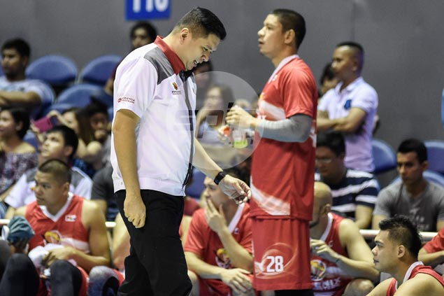 Ariel Vanguardia says revamped Phoenix side still needs more time to mature