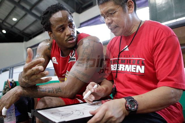 Undersized SMB import Arizona Reid welcomes challenge of going up against 'giants'