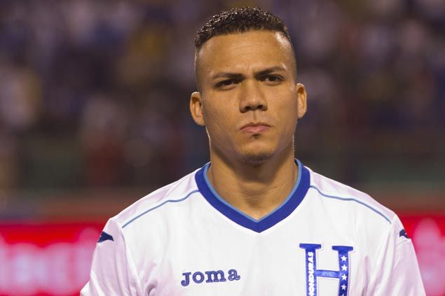 Honduras in mourning as national football player Peralta shot dead in mall parking lot