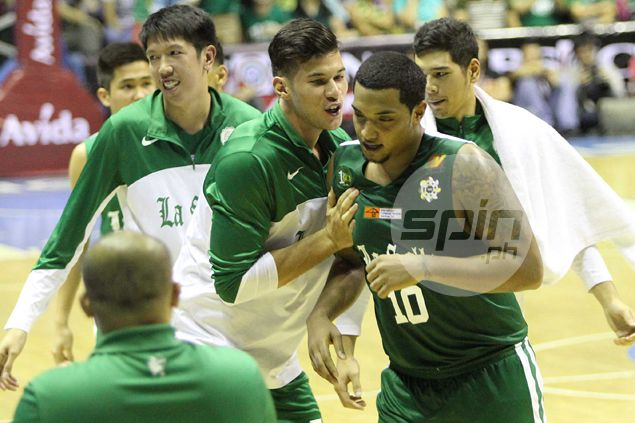 DLSU coach Sauler eager to see where Van Opstal's form will be after long layoff