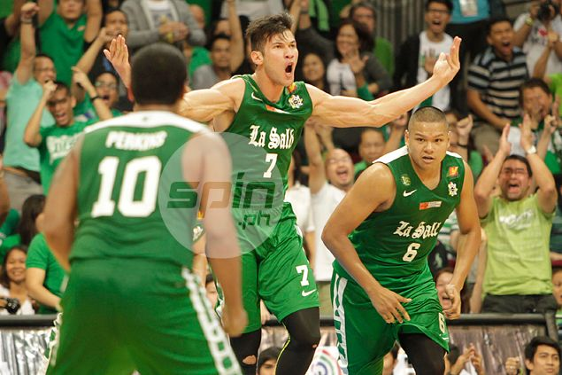 Arnold Van Opstal emphasizes need for La Salle to 'play smarter' in rematch against FEU