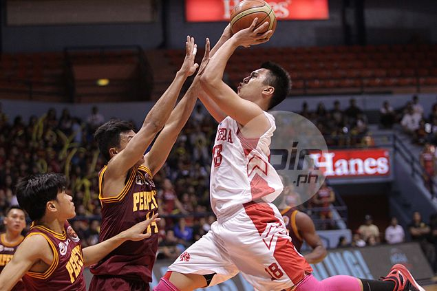 Red Lions outsteady Altas to extend win run to three and gain solo second in NCAA