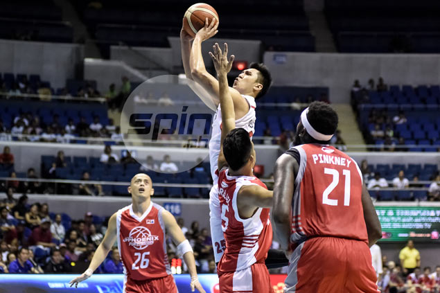 Rookie Art dela Cruz admits going up against dad's team brings out best in him