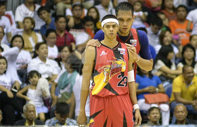 Arwind Santos takes Player of Week honor after pumping life back into SMB's playoff hopes