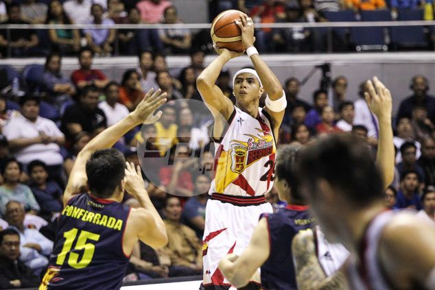 Fired up by Fajardo injury, San Miguel blows past Rain or Shine to reach PBA Finals