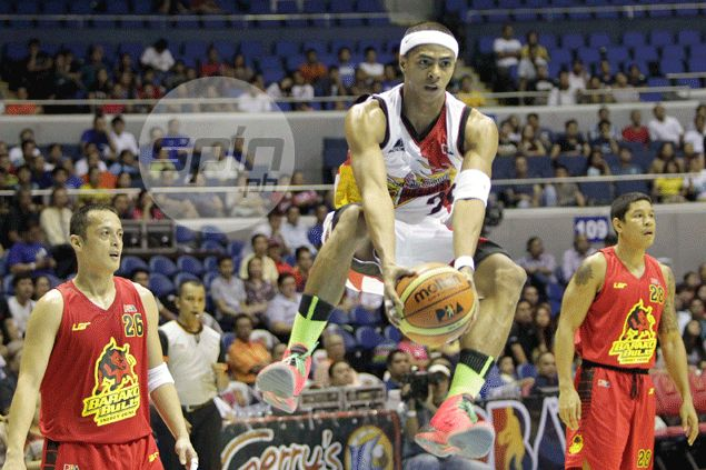 Shorthanded San Miguel Beer stays perfect after surviving fright from Barako Bull
